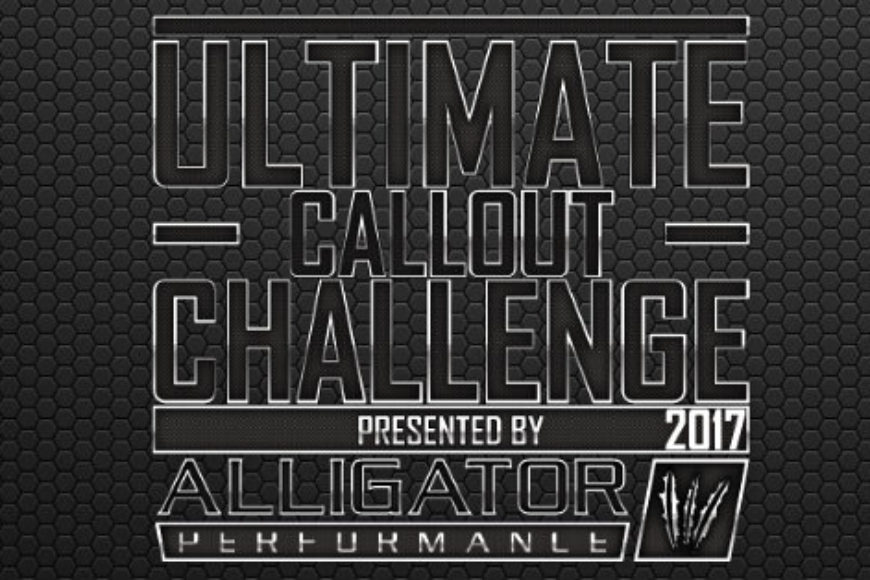 Ultimate Callout Challenge 2017 | April, 21st, 22nd, and 23rd 2017